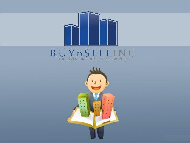About Us Buy n Sell Inc. is the investor's premier residential wholesale broker in Metro Atlanta Georgia packaging exclusi...