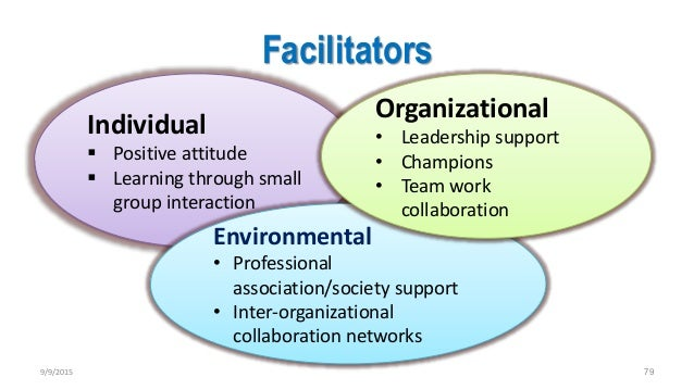 Evidence-based practice attitude scale
