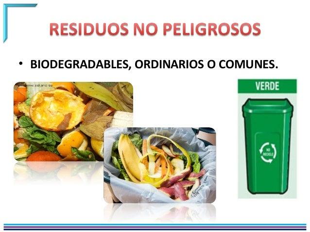 RESIDUOS BIODEGRADABLES EPUB