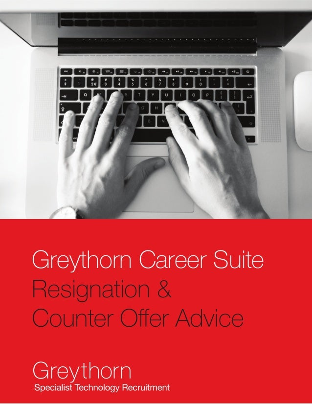 Greythorn Career Suite Resignation &