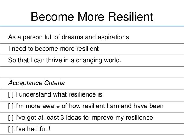 """defining and understanding resilience Defining what the development community means by """"resilience"""" remains a   development success requires that practitioners understand the."""