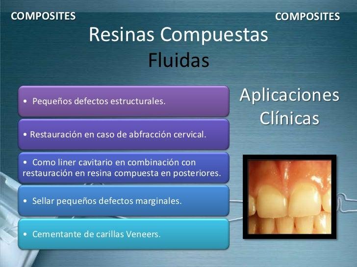COMPOSITES                                              COMPOSITES                 Resinas Compuestas                     ...