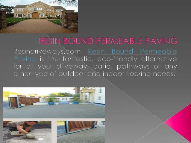 Resindriveways.com systems on the commercial market for over 20 yrs. In recent years, they are more cost-effective for dom...