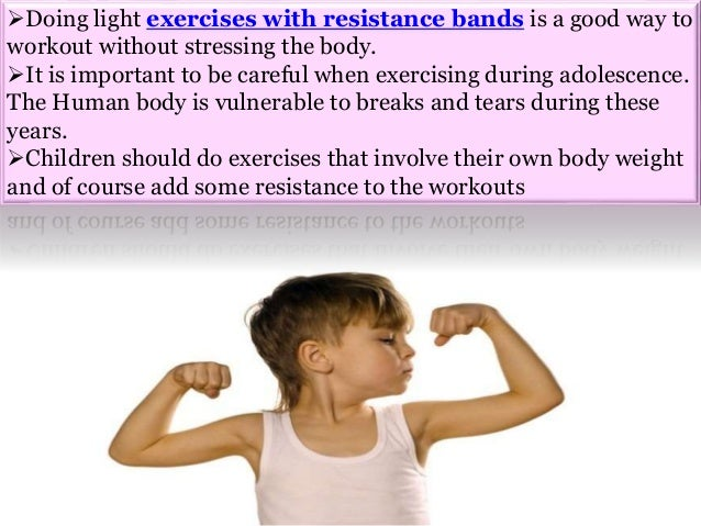 Increase Strength And Flexibility 5 Light Training Helps Children