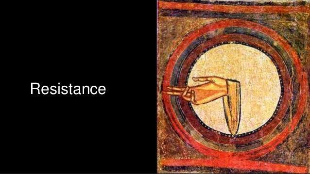 Resistance Luke 4:1-13