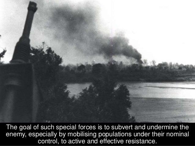 Mozambique In Mozambique the Rhodesian SAS C-Squadron trained and supplied RENAMO anti-communist guerrillas