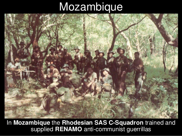 Angola In Angola, the South African Reconnaissance Commando and 32- Battalion, aided, trained, supported and supplied UNIT...