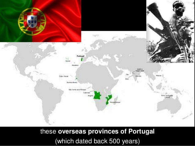 and MPLA in Angola. Without so much as a Referendum or Election.