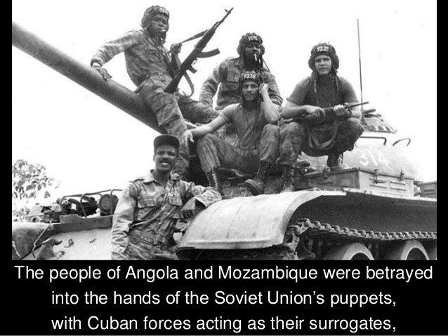 Under Siege Then from 1975, the full brunt of the Soviet sponsored Revolution fell on Rhodesia.