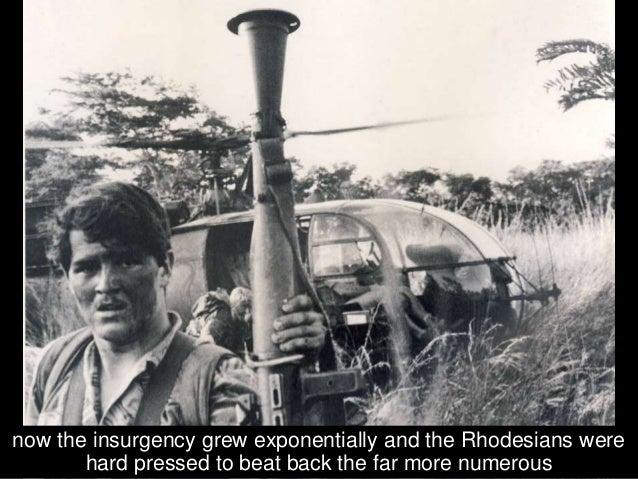 Cross Border Pre-Emptive Raids Rhodesia began the series of hot pursuit and pre-emptive cross-border strikes,
