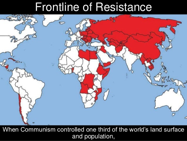 Hard Targets Other hotspots in the frontline of resistance to Communist Revolution were: South Korea;