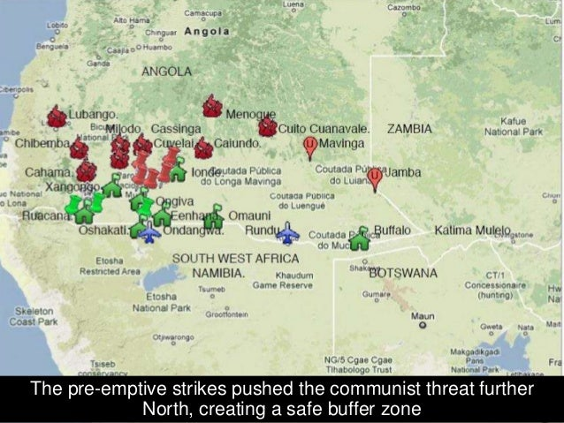 The Sharp End of Soviet Expansionism After the betrayal of Rhodesia in 1980, the war in Angola dramatically increased as t...