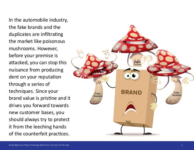 Duplicate Auto Spare Parts impact Brand, Check out how? Slide 2