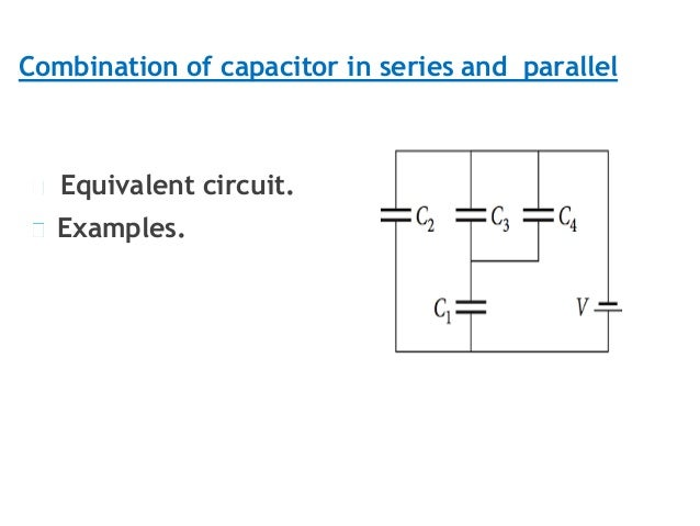 Resistor capacitor inductor