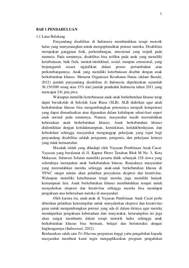essay pkm pengabdian masyarakat