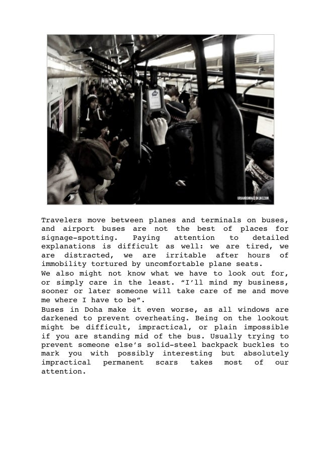 URBANROMANCEONLINE.COM Travelersmovebetweenplanesandterminalsonbuses, and airport buses are not the best of...