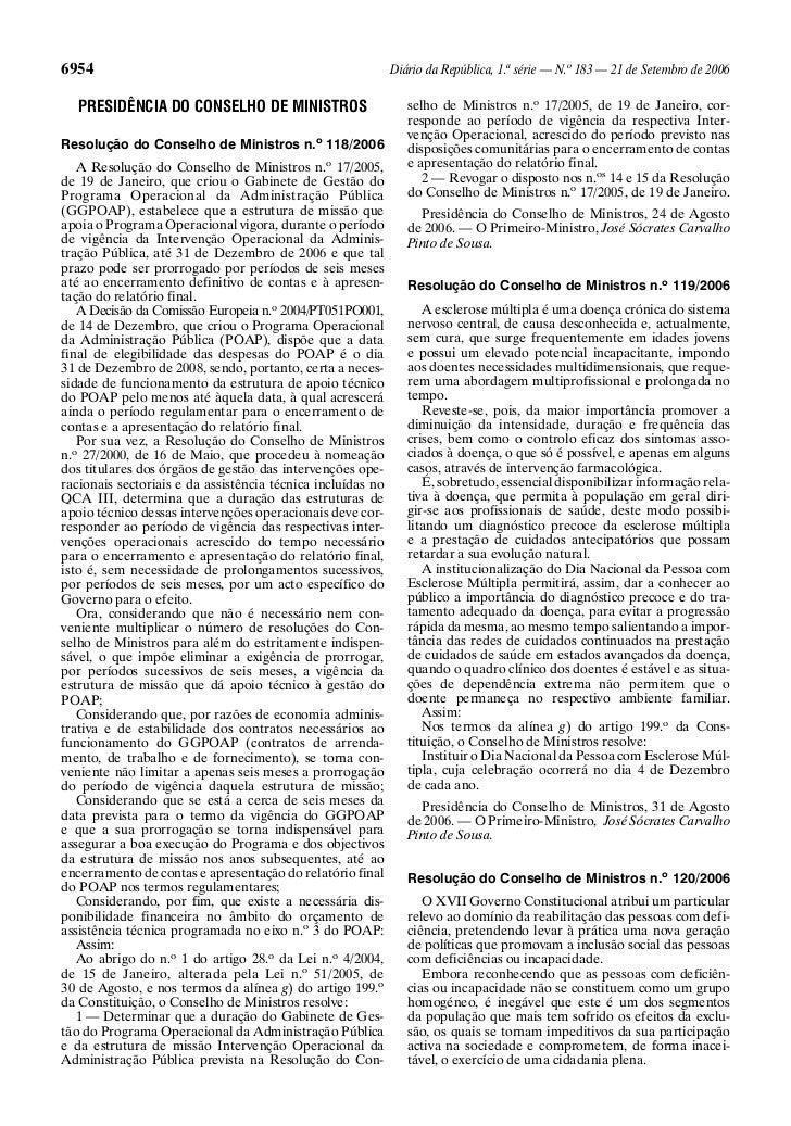 6954                                                         Diário da República, 1.a série — N.o 183 — 21 de Setembro de ...