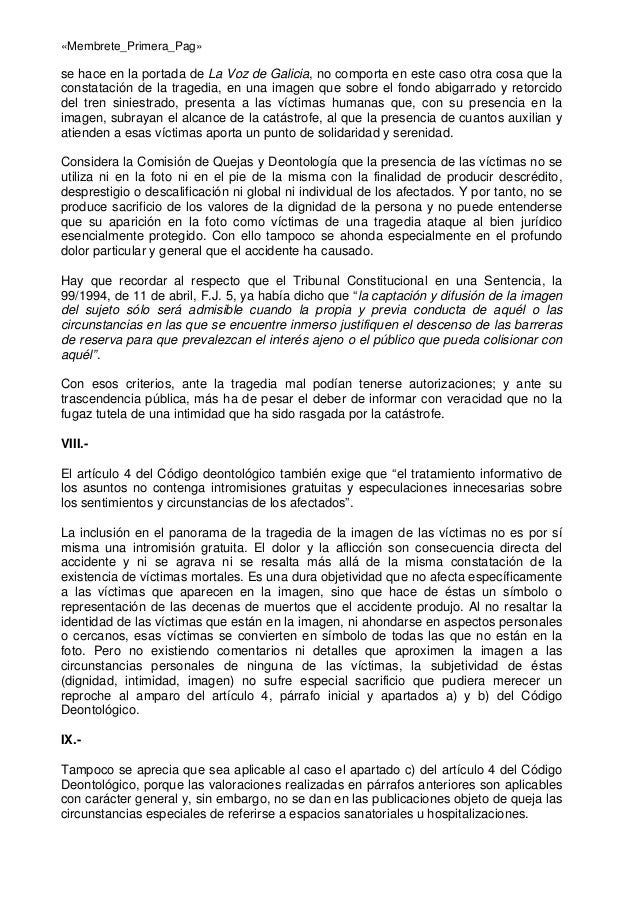 «Membrete_Primera_Pag»  se hace en la portada de La Voz de Galicia, no comporta en este caso otra cosa que la constatación...