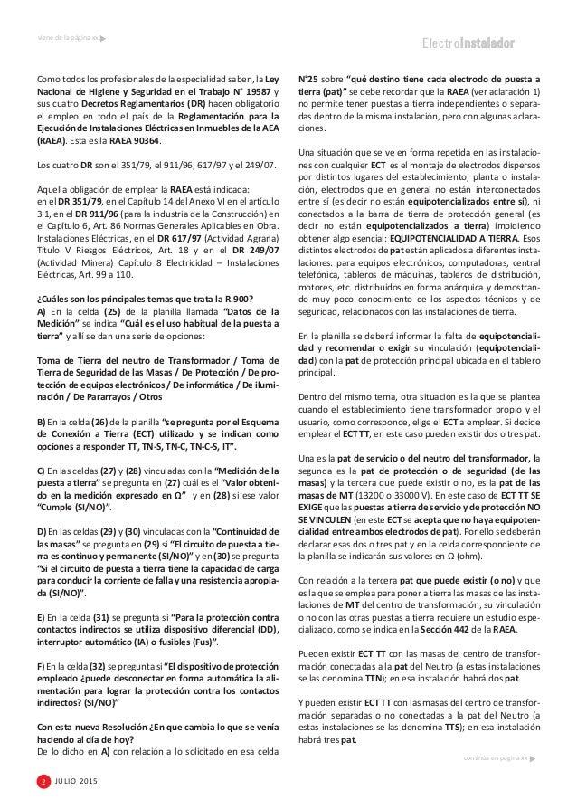 Resoluci 243 N 900 De La Srt Protocolo De Medici 243 N De Puesta