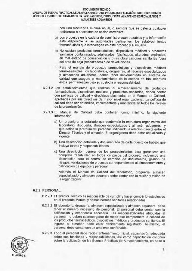 Resolución Ministerial BPA 132-2015 SA