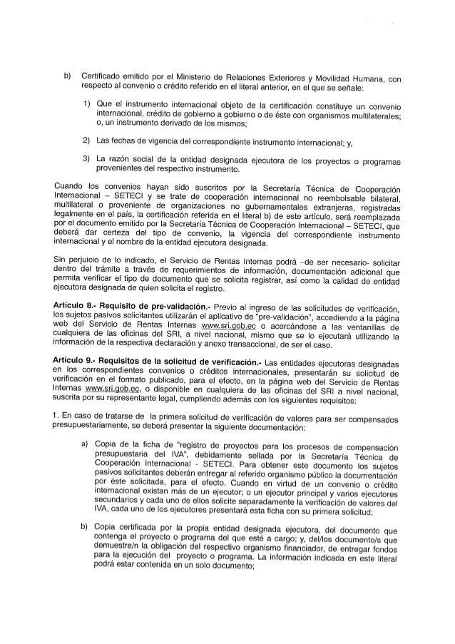 Resoluci n no nac dgercgc13 00451 publicada en r o 65 for Convenio oficinas tecnicas