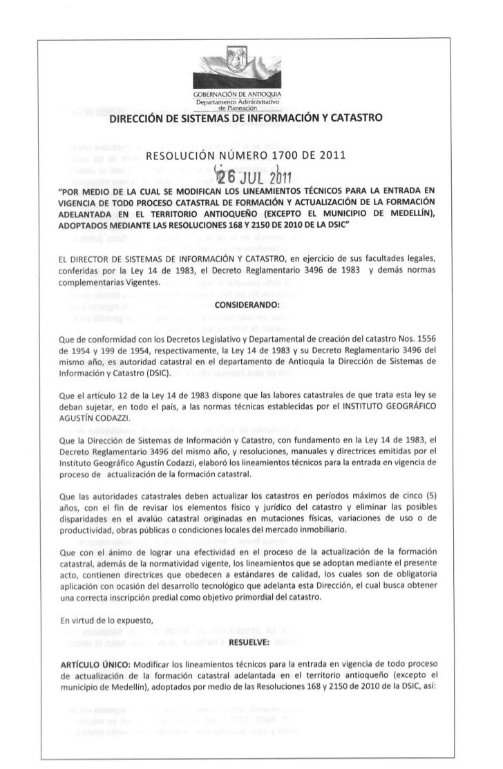 Resolucion 1700 2011-actualizacion-catastral-antioquia