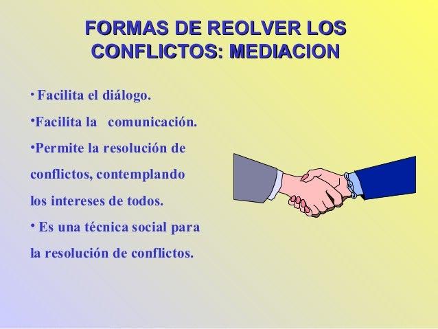 Resolucion De Conflicto