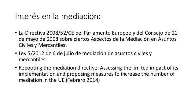 Ignacio Andrés Mondéjar - Resolución de conflictos