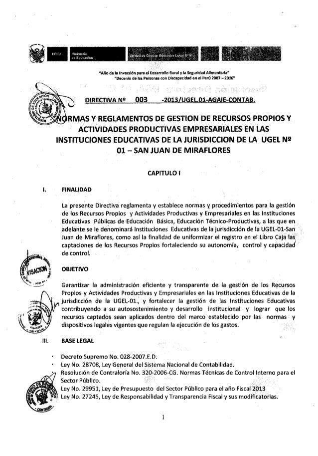 RD 0620 RECURSOS PROPIOS, ACTAS LIBROS Slide 2