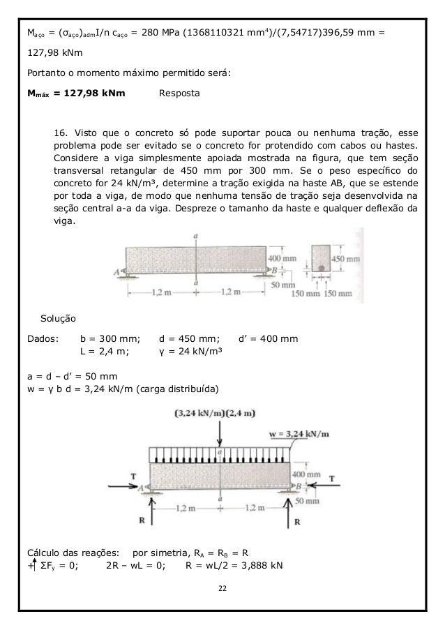 Resolução da lista de exercícios 1 complementos de rm-7
