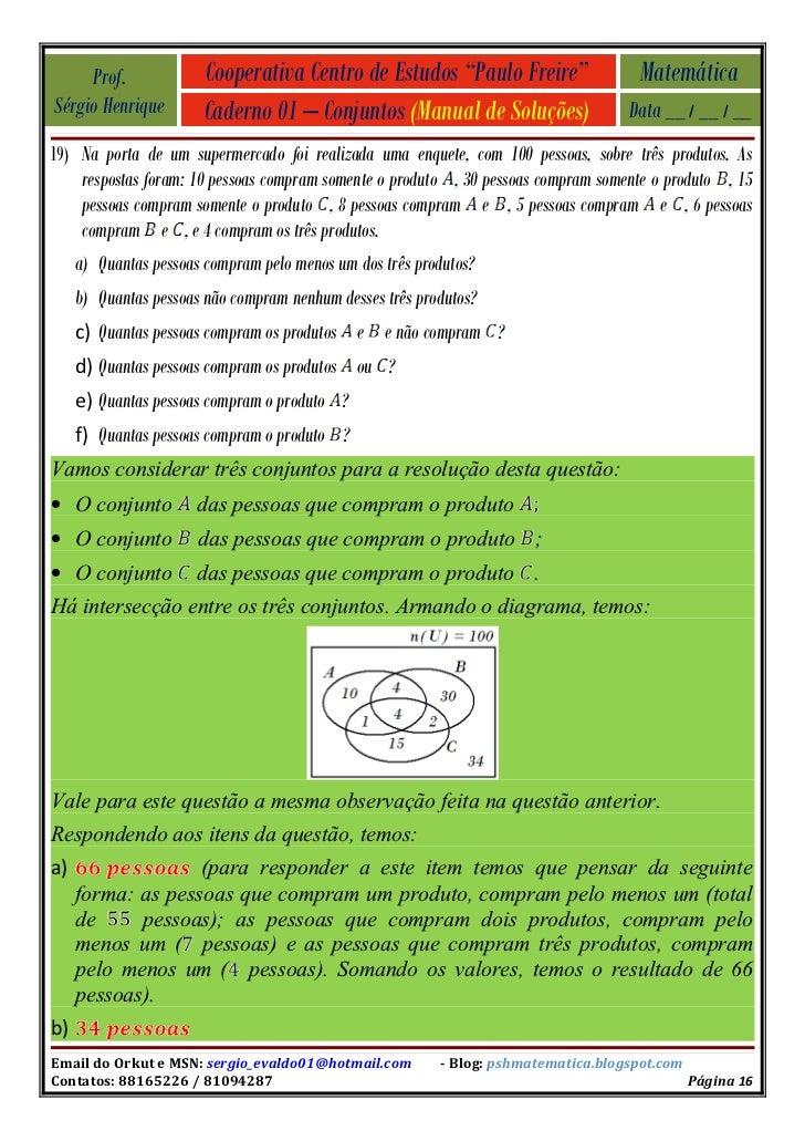 Manual de solues caderno 01 conjuntos 16 ccuart Image collections