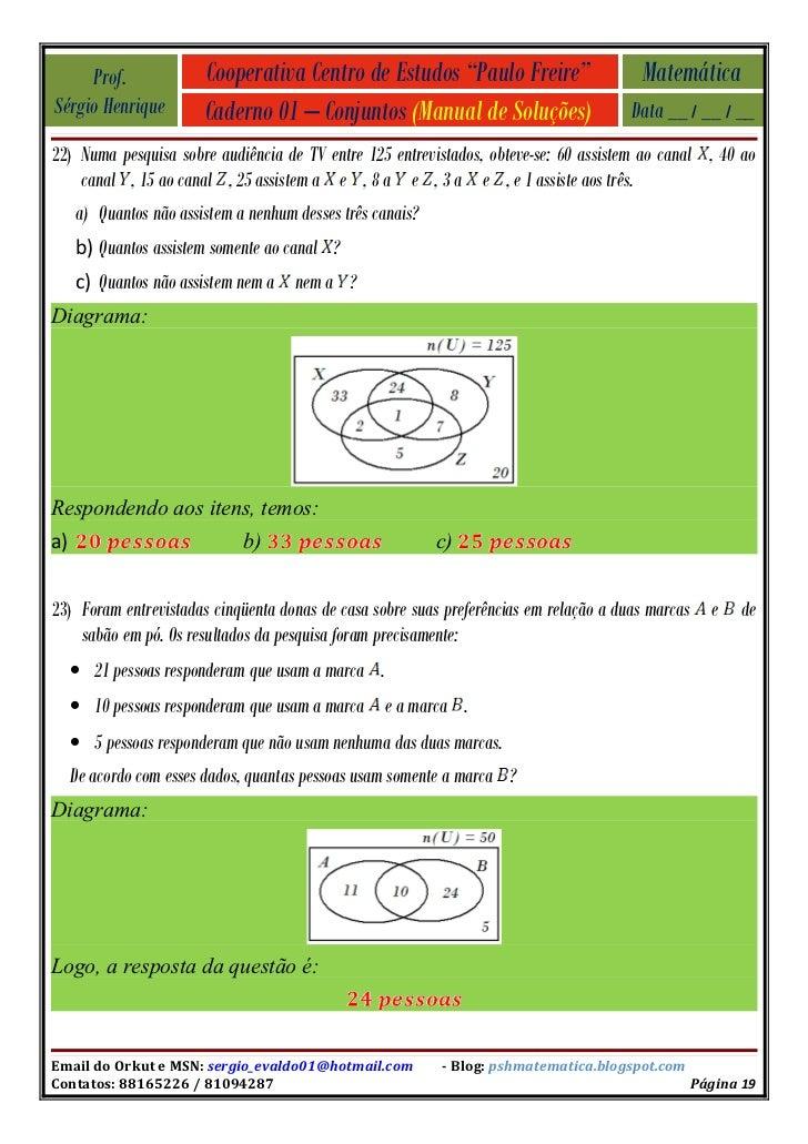 Manual de solues caderno 01 conjuntos 19 ccuart Gallery