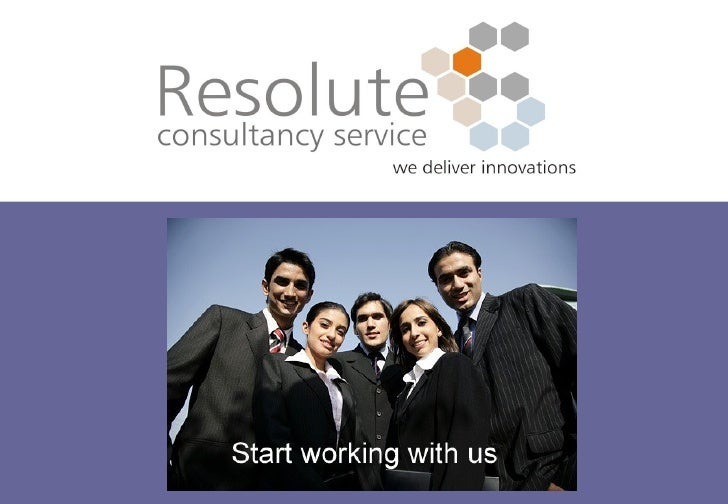 START WORKING WITH US