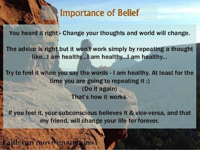 2015: Change Your Beliefs - Be Happy Slide 2