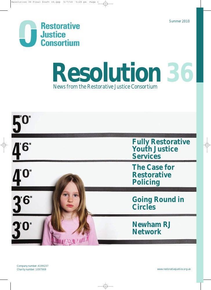 Resolution 36 Final Draft v6.qxp   5/7/10   5:26 pm   Page 1                                                              ...