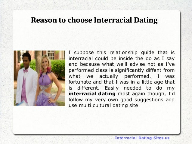 Why interracial dating is good
