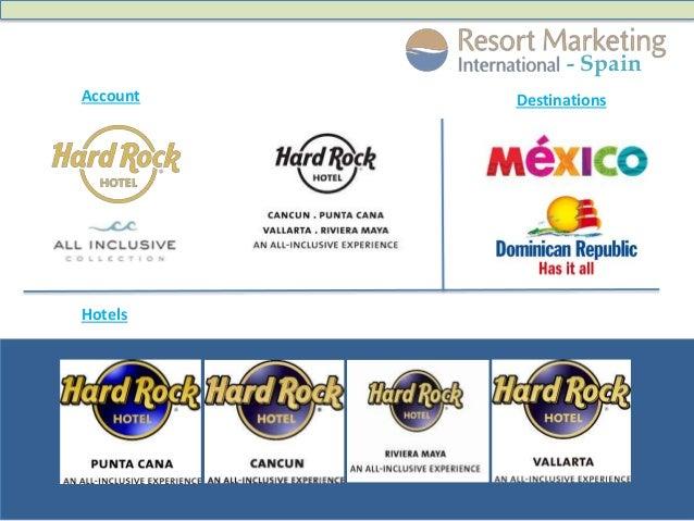 Account Destinations Hotels - Spain