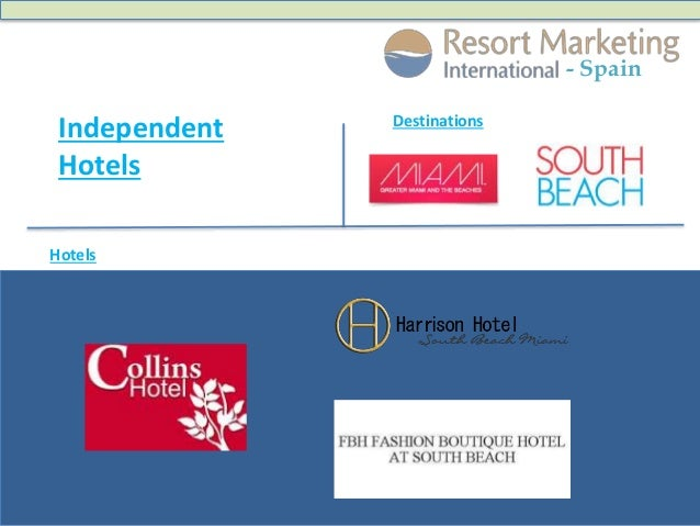 Independent Hotels Destinations Hotels - Spain