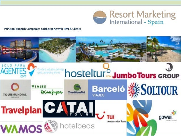 Consultancy Services - Spain Principal Spanish Companies colaborating with RMI & Clients