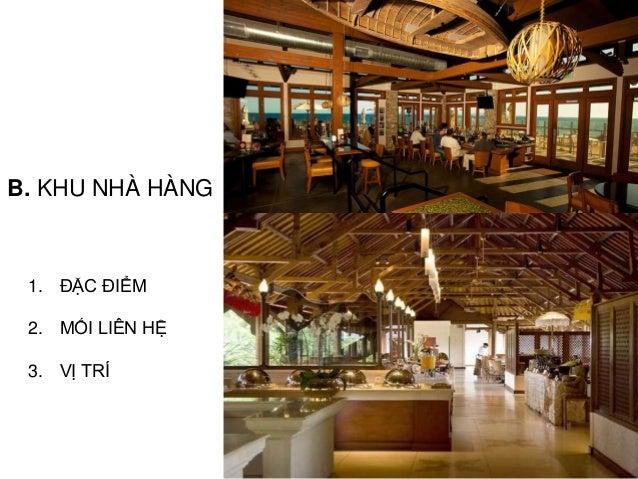 • Đây là khu vực trung tâm của nhà hàng. • Chiếm diện tích khá lớn,phục vụ số lượng người đông,thường xuyên. • Thể hiện bộ...