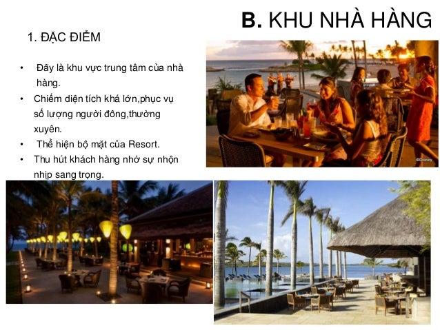 • Đòi hỏi không gian linh hoạt. • Kết hợp với quầy bar và cafe tạo thành một khu vục riêng. • Phục vụ cho cả khách bên ngo...