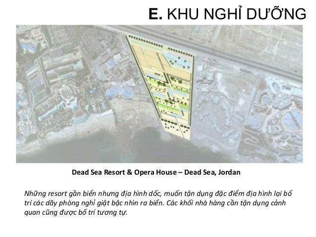 E. KHU NGHỈ DƯỠNG Dead Sea Resort & Opera House – Dead Sea, Jordan