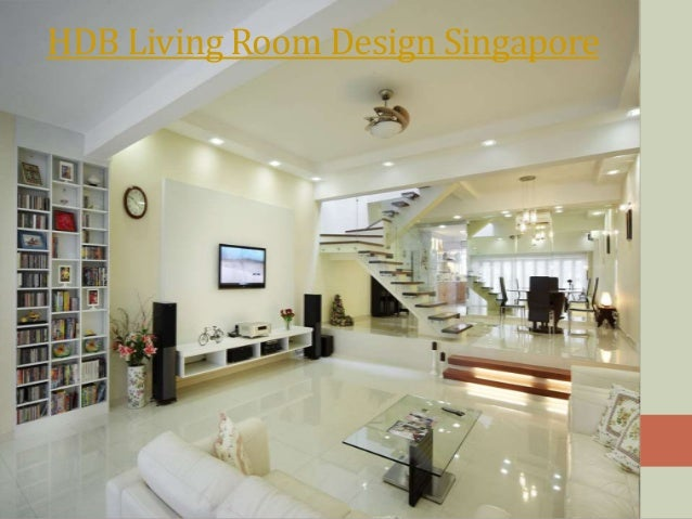 Perfect HDB Living Room Design Singapore ...