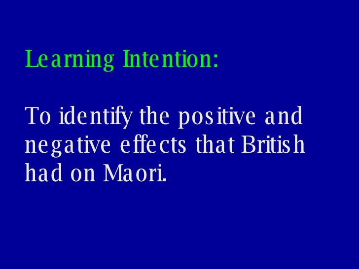 Resource 6   Effects on Maori Slide 2