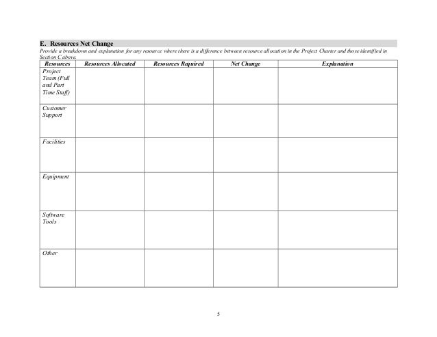 pci incident response plan template - resource plan template 1 2