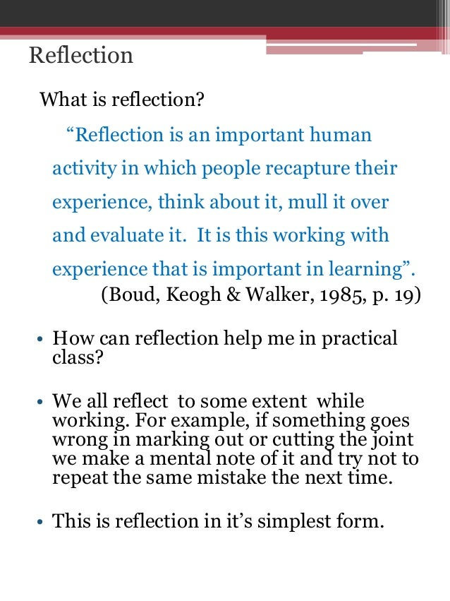 journal reflection 1 2 The first discussion board of the term was due on wednesday and i missed it altogether and this period would give me plenty of time to complete the first weekreflective journal 1 2 reflective journal 1 w1 #1 this week was an interesting we for me.