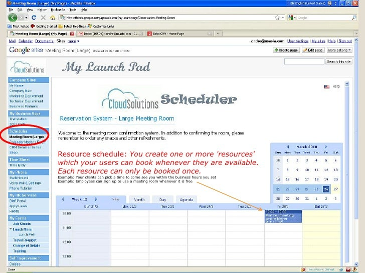 sharepoint employee scheduling