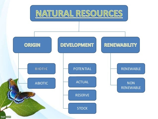 Natural Resource Overuse