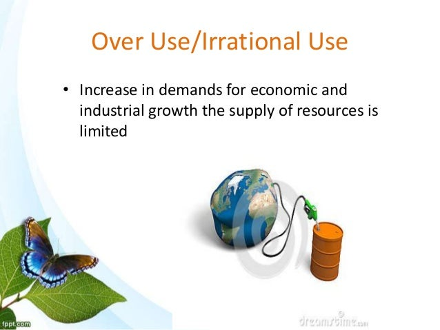 How to Prevent Depletion of Natural Resources