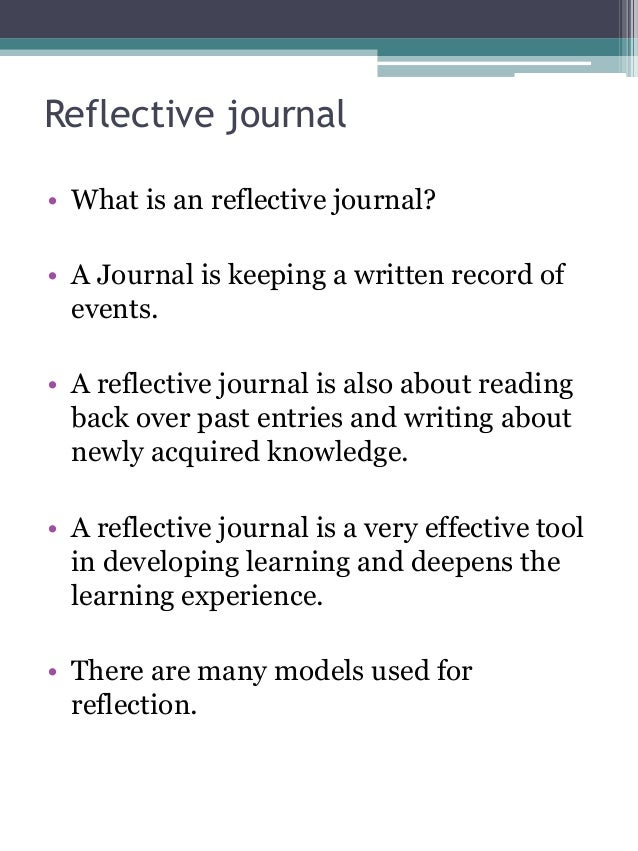 a reflection of the skills acquired Overview of critical thinking skills what is critical thinking many researchers, including facione allowing time for reflection using the information they have acquired.